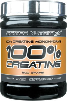 Scitec Nutrition - 100% CREATINE MONOHYDRATE, 500 g