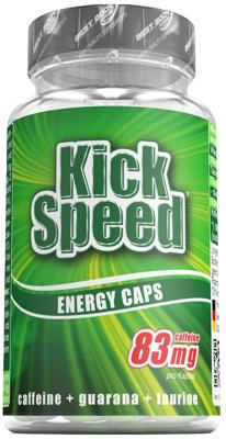 Best Body Nutrition Kick Speed, 60 Kapseln Dose