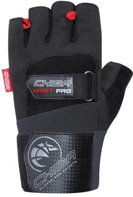 Chiba Wristguard Protect, schwarz