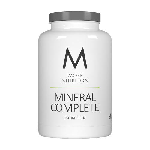 More Nutrition - MINERAL COMPLETE, 150 Kaps.
