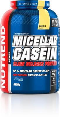 Nutrend - MICELLAR CASEIN, 2250 g