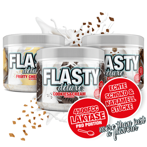 Blackline #sinob FLASTY DELUXE - MORE THAN JUST A FLAVOUR 250G