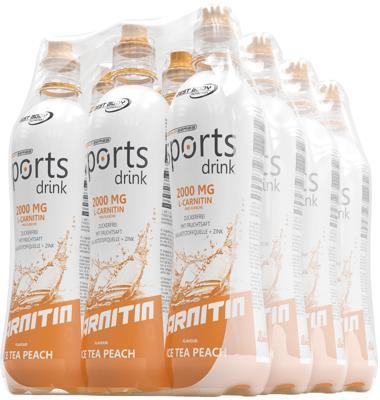 Best Body Nutrition - SPORT DRINK,inkl. Pfand,12 x 500 ml