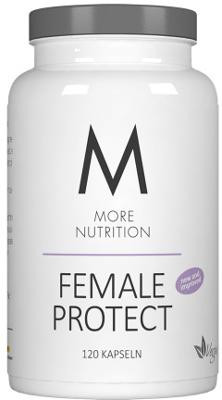 More Nutrition - FEMALE PROTECT, 120 Kaps.