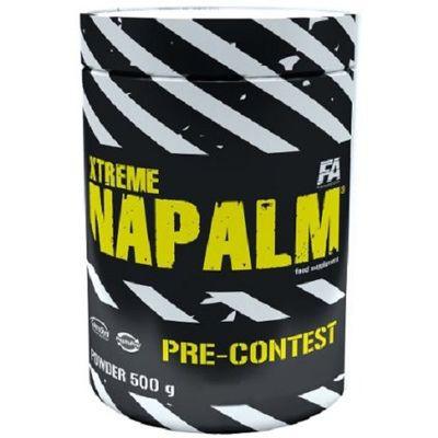 FA Nutrition Xtreme Napalm PreContest - 500g