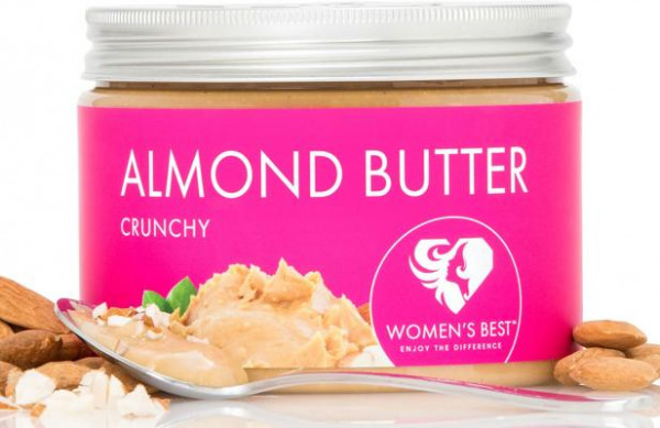 Womens Best Almond Butter, 500 g Dose, Crunchy