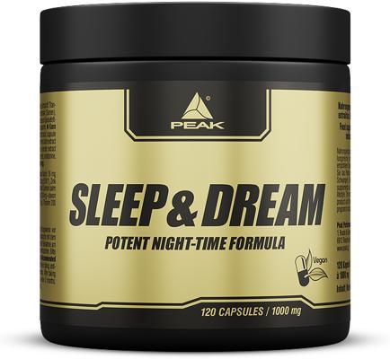 Peak - SLEEP & DREAM, 120 Kaps.