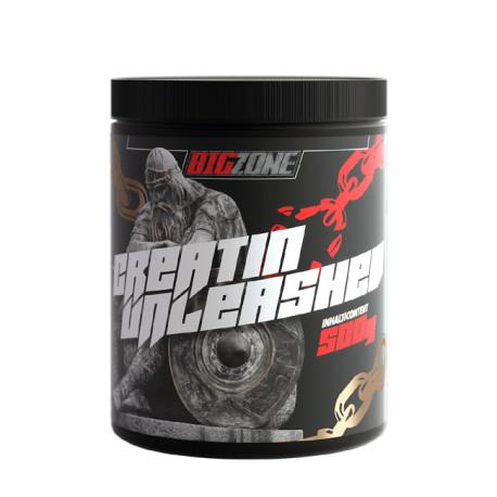 Big Zone - CREATIN UNLASHED, Creapure®, 500g