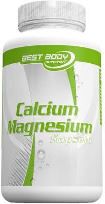 Best Body Nutrition Calcium Magnesium, 100 Kapseln Dose