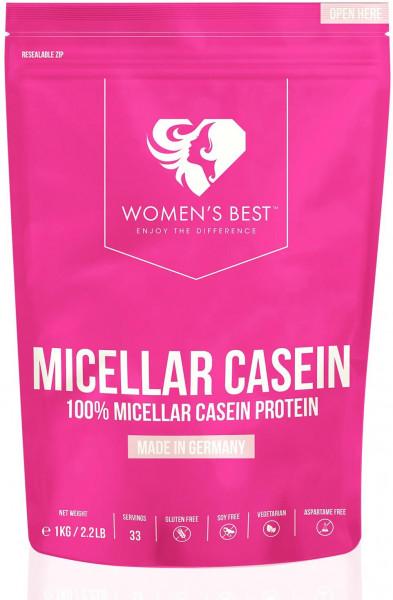 Womens Best Micellar Casein Protein - 1000g Beutel