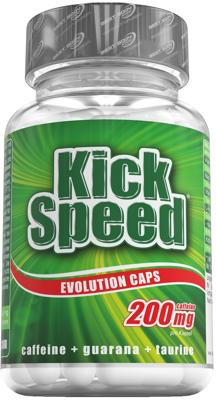 Best Body Nutrition Kick Speed Evolution, 80 Kapseln Dose