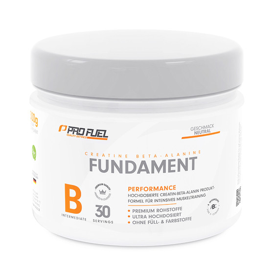 ProFuel FUNDAMENT - 100% Vegan - 300g