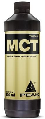 Peak Peformance MCT Öl, 500 ml Flasche