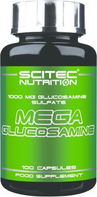 Scitec Nutrition - MEGA GLUCOSAMINE, 100 Kaps.