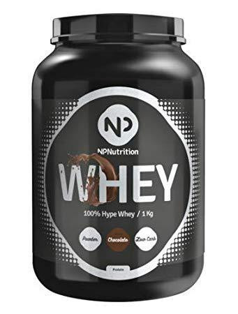 NP Nutrition - 100% HYPE WHEY, 1000g