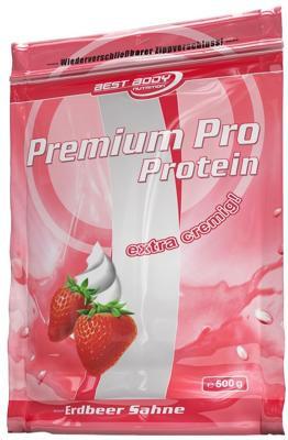 Best Body Nutrition Premium Pro Protein, 500g Beutel