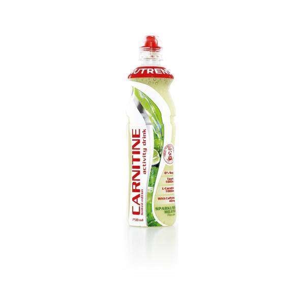 Nutrend Activity - L-CARNITIN DRINK + Caffeine, 8x 750ml