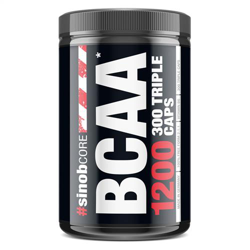 Blackline 2.0 - CORE BCAA, 1200 mg, 300 Kaps.