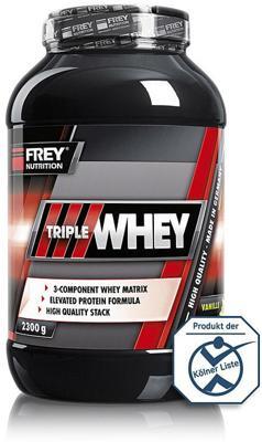 Frey Nutrition - TRIPLE WHEY, 2300 g