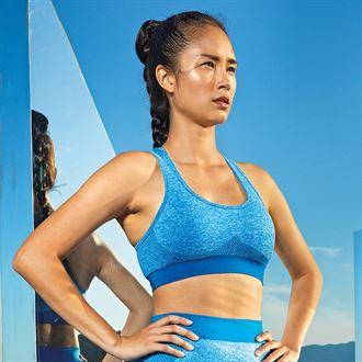 Women's TriDri®'3D fit' multi-sport sculpt bra