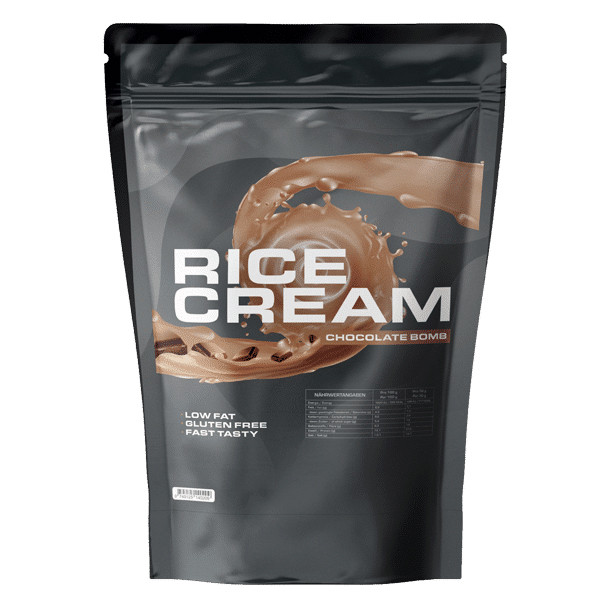 RICECREAM Reisspeise 1000g im Bodycheckers-Bodyshop