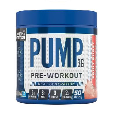Applied Nutrition - PUMP 3G, 375g