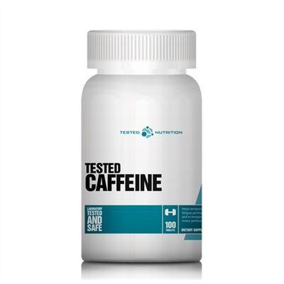 Tested Nutrition - CAFFEINE, 100 Tabl.