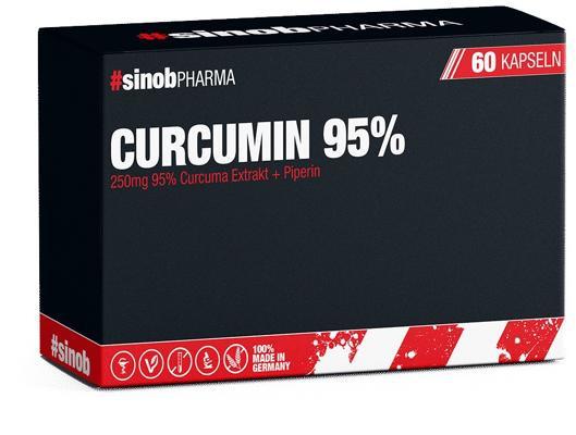 BlackLine 2.0 Curcumin 95%, 60 Kapseln