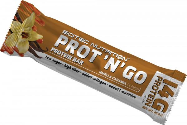 Scitec Nutrition - PROT `N` GO, 24x 45 g