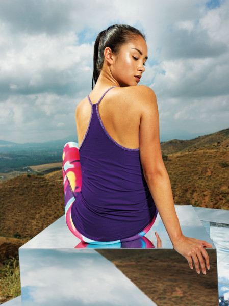 Women's TriDri® yoga vest