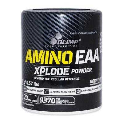 Olimp - AMINO EAAAnabol XPLODE, 260 g Dose