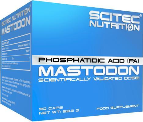 Scitec Nutrition Mastodon, 90 Kapseln