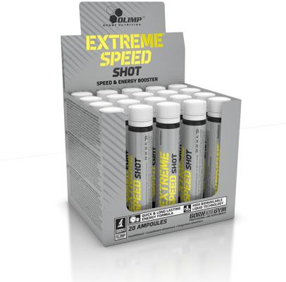 Olimp Extreme Speed Shots, 20 x 25 ml Ampullen