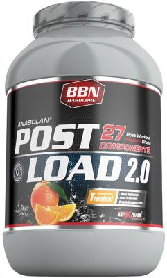 Best Body Nutrition - HARDCORE, Post Load 2.0, 1800 g