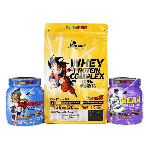 Olimp - WHEY PROTEIN COMPLEX 100%, Dragon Ball Ltd. Edition, 700 g