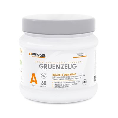 ProFuel GRÜNZEUG 240g - 100% Vegan -