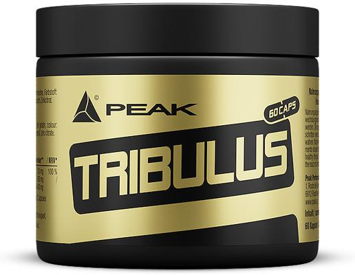 Peak - TRIBULUS TERRESTRIS, 60 Kaps.