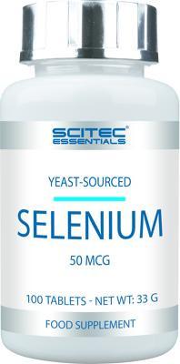 Scitec Essentials Selenium, 100 Tabletten Dose