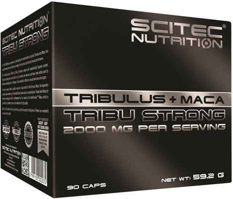 Scitec Nutrition Tribu Strong, 90 Kapseln