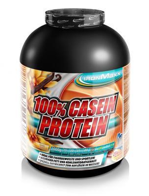 IronMaxx 100% Casein Protein, 2000 g Dose