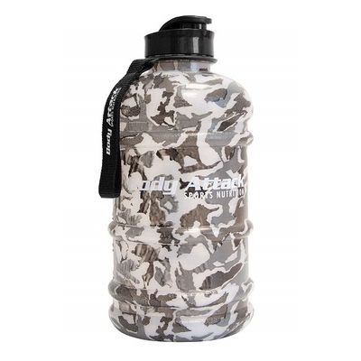 Body Attack Water Bottle XXL - Wasserflasche 2,2L