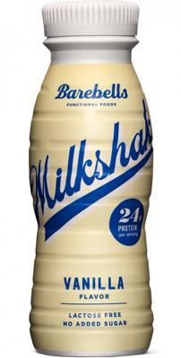Barebells Protein Milkshake (8x330ml)