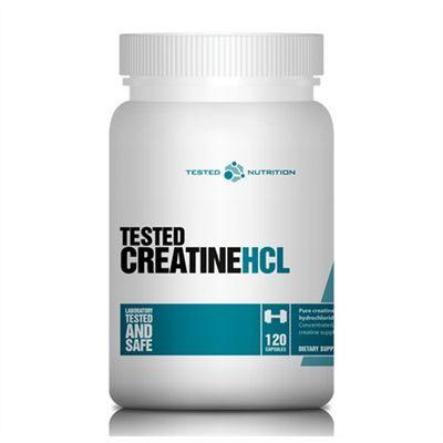 Tested Nutrition - CREATIN HCL, 120 Kaps.