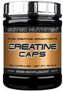 Scitec Nutrition - CREATIN CAPS, 250 Kaps.