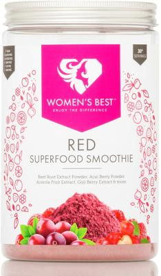 Womens Best Red Superfood Smoothie, 400 g Dose