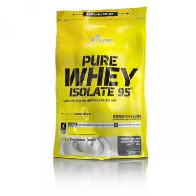 Olimp Pure Whey Isolate 95, 600 g Beutel