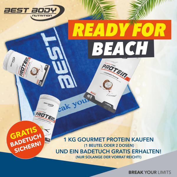 Best Body Nutrition Gourmet Premium Pro Protein, 500g Dose