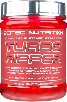 Scitec Nutrition Turbo Ripper, 200 Kapseln Dose