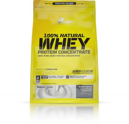 Olimp 100% Natural Whey Protein Concentrate, 700 g Beutel