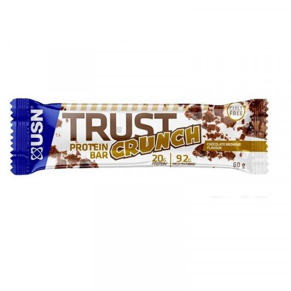 USN TRUST Crunch Bars 12 Riegel x60g